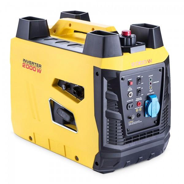 Digitaler Inverter Stromerzeuger - 2000 Watt - 3,3 PS