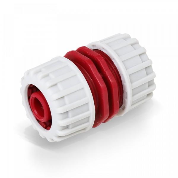 Berlan 1/2'' Zoll Reparator Schlauchverbinder - RED LINE -