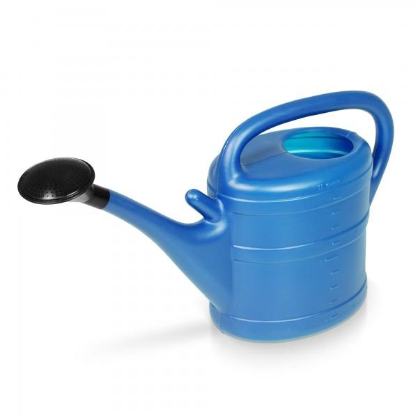 Gartengießkanne 10 Liter hellblau