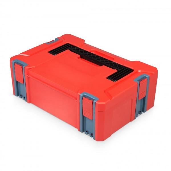 System Werkzeugbox - Größe M - 443 x 310 x 151 mm - stapelbar