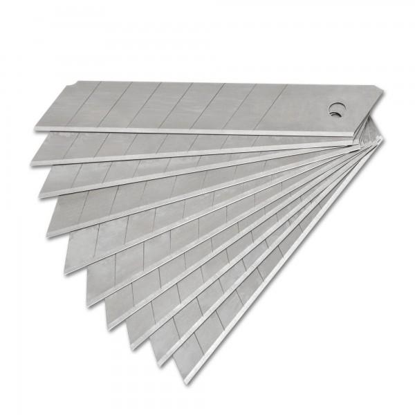 10 Stück Abbrechklingen für Cuttermesser - 18 mm