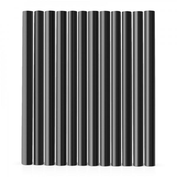 12x Heißklebestick schwarz Ø 7,2x100mm