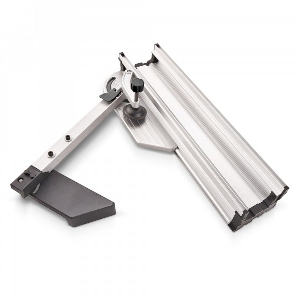 Aluminium Gehrungsbasis für Mini-Kreissägen 45cm