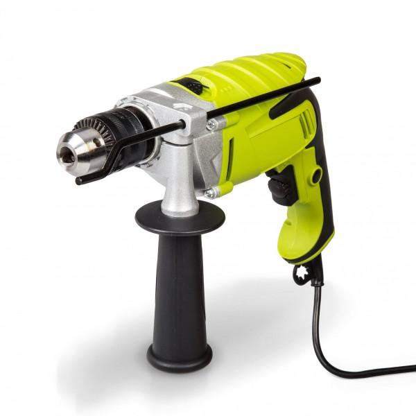 Schlagbohrmaschine 1100 Watt - Ø 1,5-13 mm