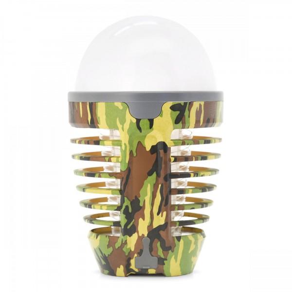 LED-Lampe mit Insektenfalle (inkl. Li-Ion Akku)