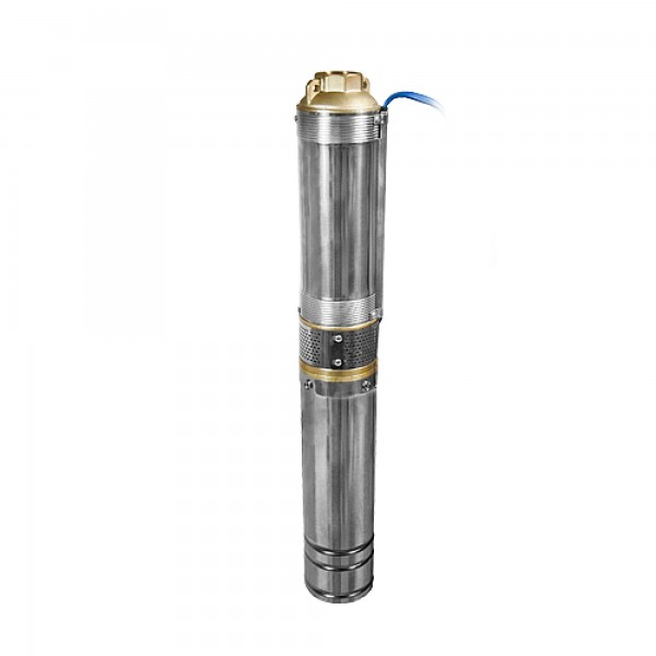 Berlan Tiefbrunnenpumpe BTBP100-4-0.3 - 3,4 bar max. - 0,37 KW