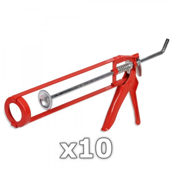 10 x Berlan Kartuschenpresse Standard für 310 ml Kartuschen - BKP100