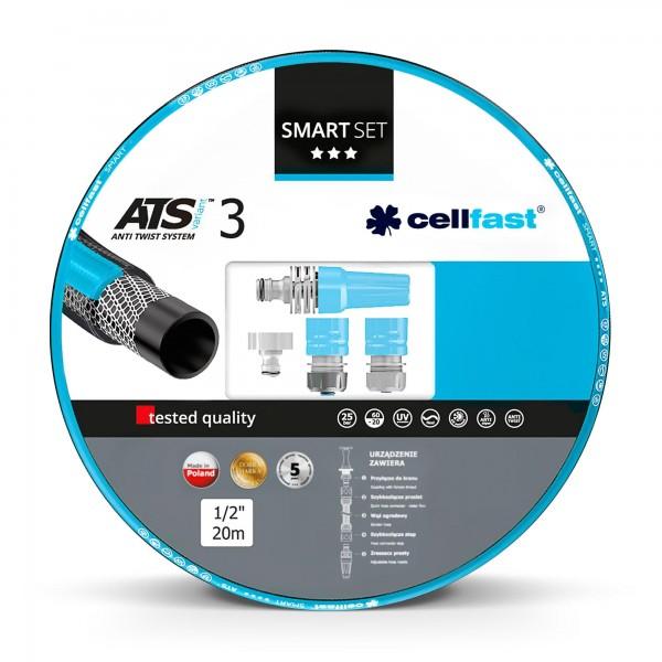 """1/2"""" Bewässerungssatz 20m Smart ATS Variant - 4-tlg."""