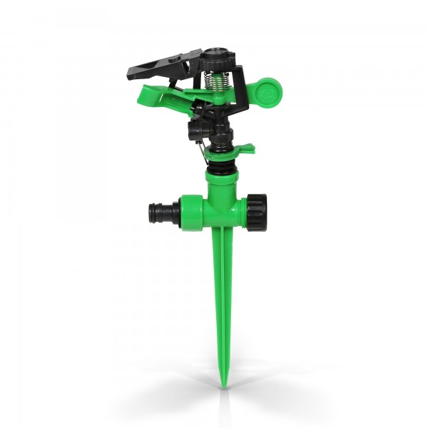 Berlan Impulsregner mit Erdspieß 360 m² - GREEN LINE -