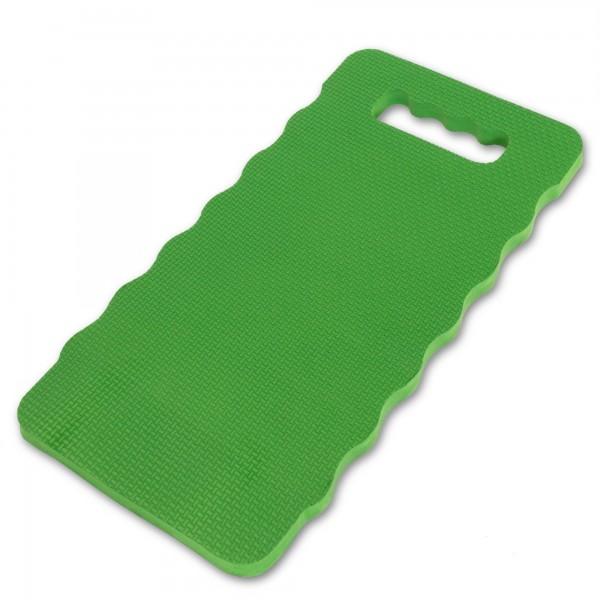 Kniekissen mit Griff - grün - 40 x 20 x 2 cm