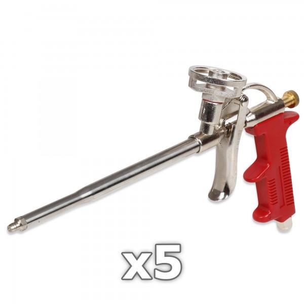 5x Berlan PU Schaumpistole Standard - BSP100