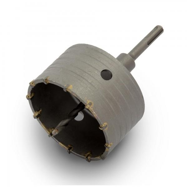 100 mm Bohrkrone SDS PLUS - 50 mm Bohrtiefe