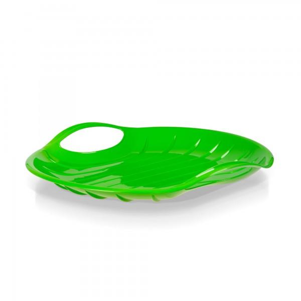 Rodelteller SPEED M - grün 60 x 60cm