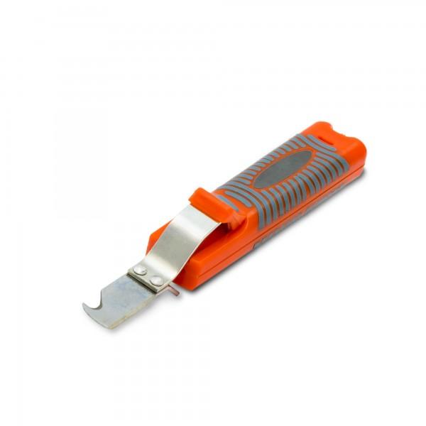 170 mm Kabelmesser mit Hakenklinge - 8 bis 28 mm Kabel