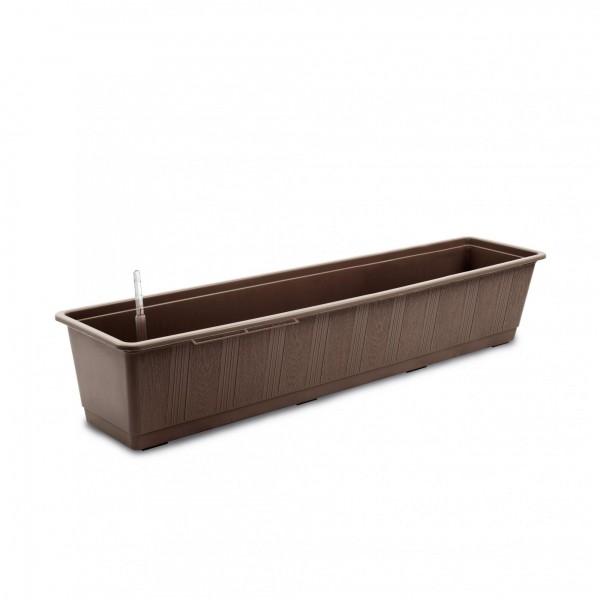 Bewässerungskasten 80 cm AquaGreen braun
