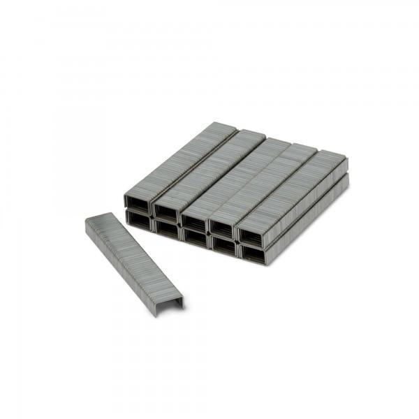 1000 Stück Tackerklammern - 10,6 x 6 mm