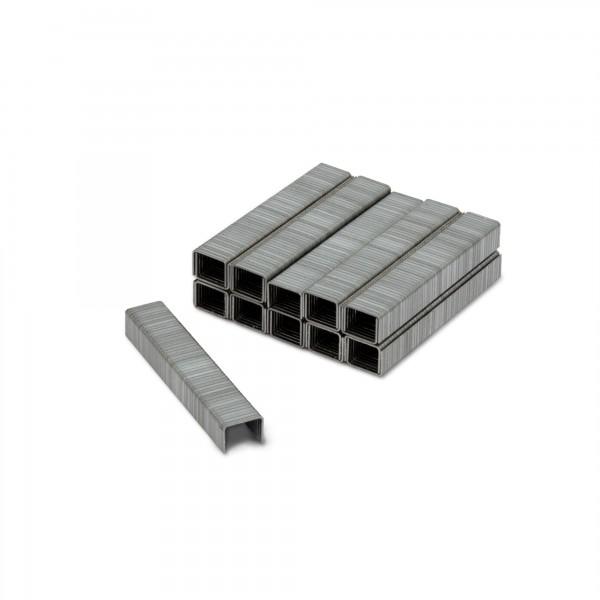 1000 Stück Tackerklammern - 10,6 x 8 mm
