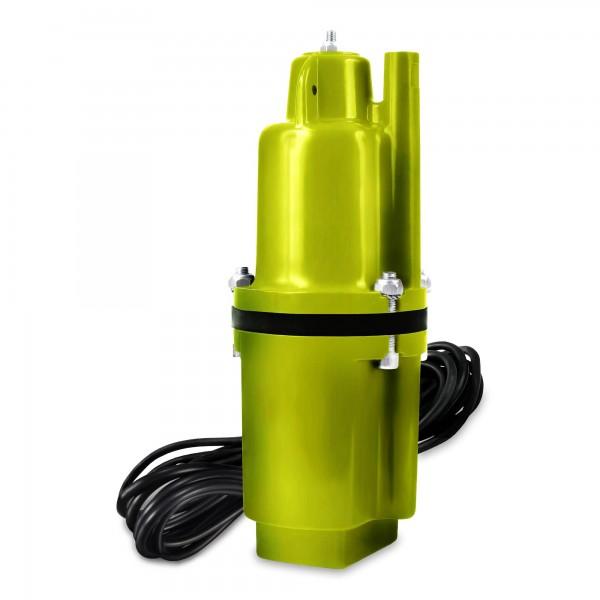 600 Watt Membran-Tiefbrunnenpumpe - 2000 l/h - 10m Kabel