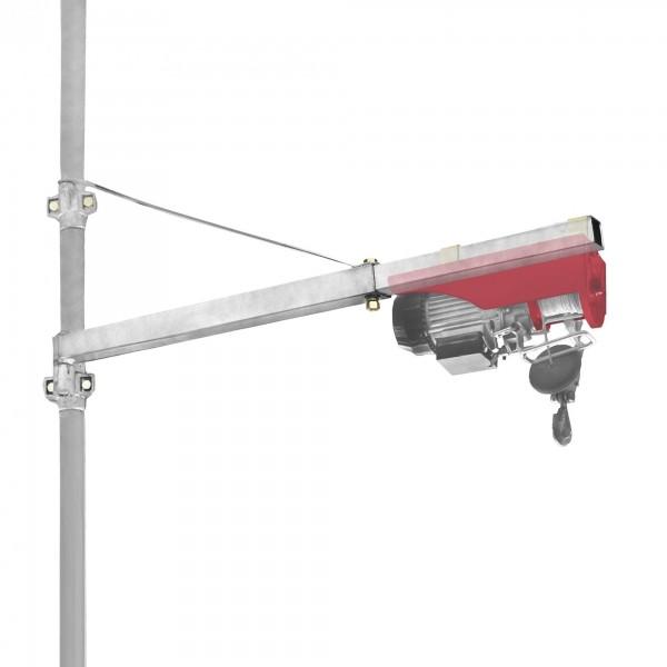 Schwenkarm für Seilhebezug 1100 mm - max. 600 kg