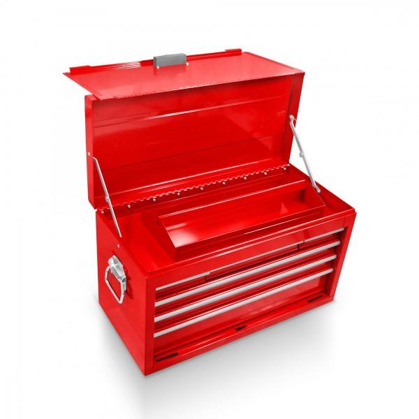 Holzinger Werkzeugkoffer HWZK600-6 - kugelgelagert (6 Schubladen + 1 Fach)