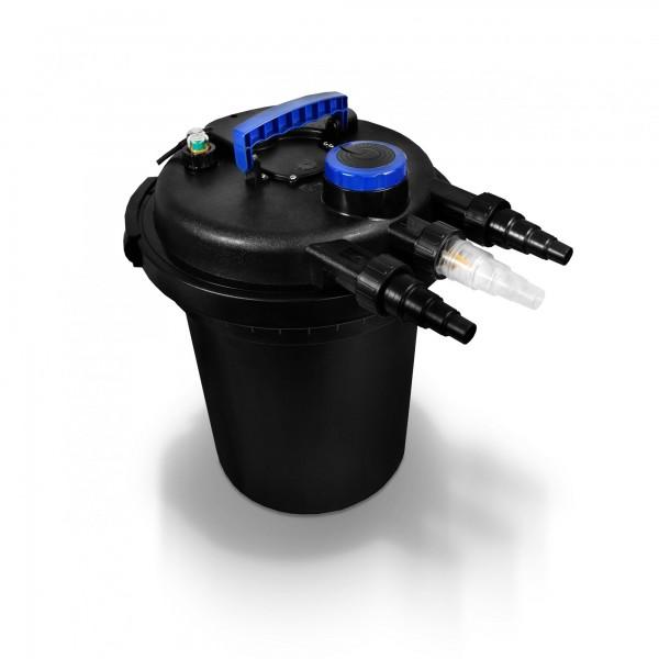 Berlan UV-C Druckfilter - 11 Watt für 11.000 Liter Teiche