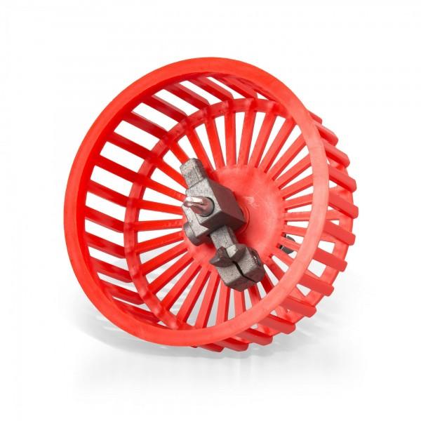 Hartmetall Fliesenlochschneider mit Handschutz Ø 20 - 94 mm